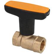 "Heimeier solar ball valve 1/2"""