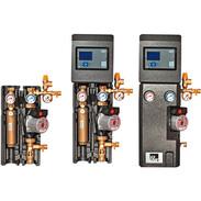 SolarBloc maxi Basic DN 25 KSW and Wilo-Stratos Para ST 25/7,5