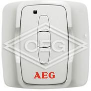 Wireless remote control IR radio W for AEG IR wireless dimmer 2000