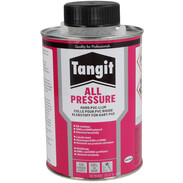 Tangit PVC solvent cement 500 ml with brush 799271352