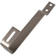Slate roof hook, stainless steel V2A
