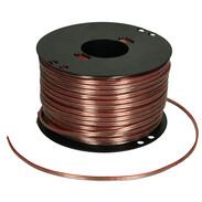 Loudspeaker cable XYFAZ-F transparent 2 x 1.5mm², 100 m