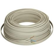 Ribbon cable NYIF-J 3 x1,5 mm²