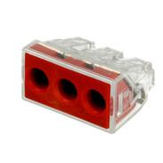 Wago lasklemmen serie 773 3 x 2,5 - 6 mm² TS 35