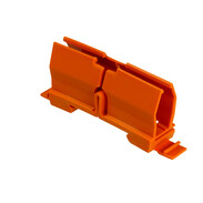 Wago mounting carrier 773 series for TS 35 screw terminal