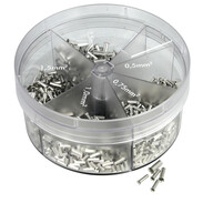 Assortment box C with wire-end ferrules