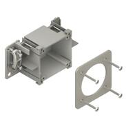 Kleinhuis CEE built-in box CED80 for BU65.., front-locking CED80