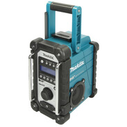 Battery-powered job-site radio DMR112 with Bluetooth function