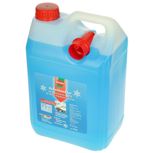 Glass cleaner frost protection 5 l canister concentrate