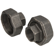 """Screw fitting for heating circulation pumps 1'' IT x 1 1/2"""" union nut"""