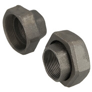 """Screw fitting for heating circulation pumps 1 1/4'' IT x 2"""" union nut"""