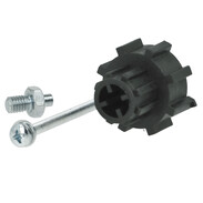 Adaptor kit for OEG actuator STM-ESM 5 Nm, for  Esbe, Hoval, Olymp,Wip