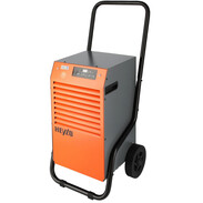 Dehumidifier with integrated hygrostat