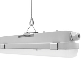 LED diffuser luminaire 55 W