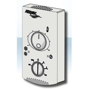 Remote control for fan coil with 3.5 kW heating capacity