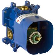 Concealed universal single-lever mixer Rapido E