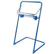 Floor stand for XL roll up to 43 cm wide