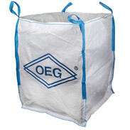 Big Bag top open with lifting loops